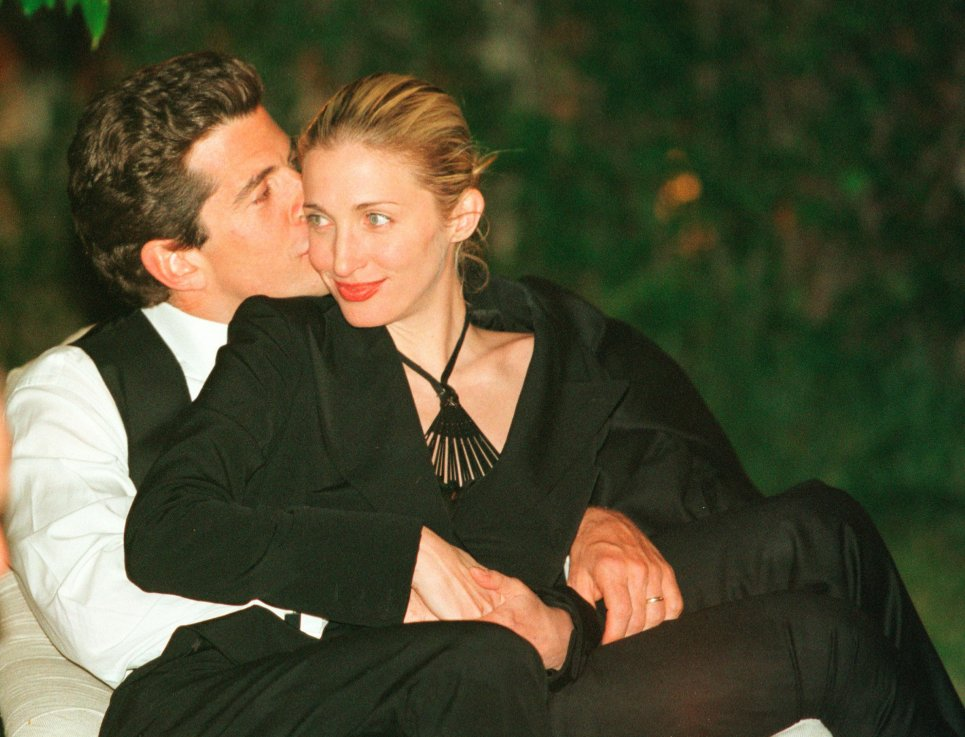 What Just Happened? From Meth Gators To JFK Jr. And Carolyn Bessette's Tragic Anniversary