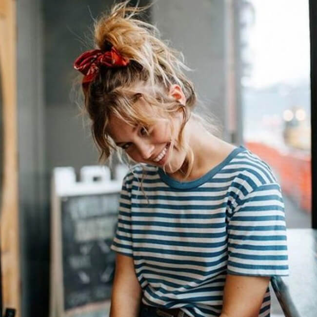 The 90's Called… Scrunchies Are Back In A Big Way