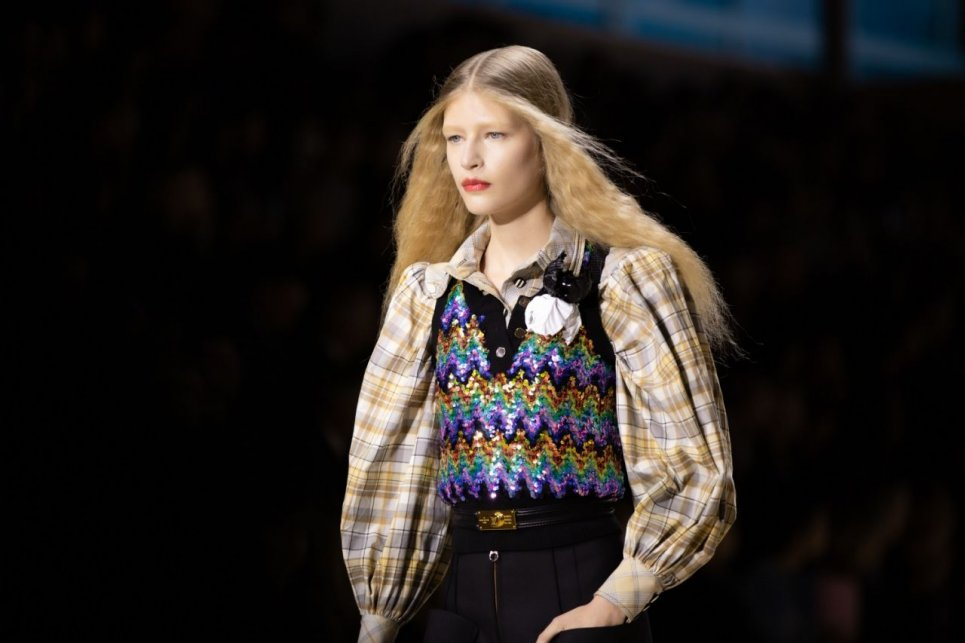Louis Vuitton Spring 2020: Thoroughly Modern Millennials