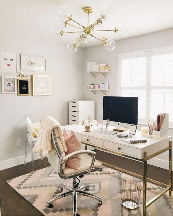 A Home Office Is No Longer Just A Luxury. Get Inspired & Design Your Own