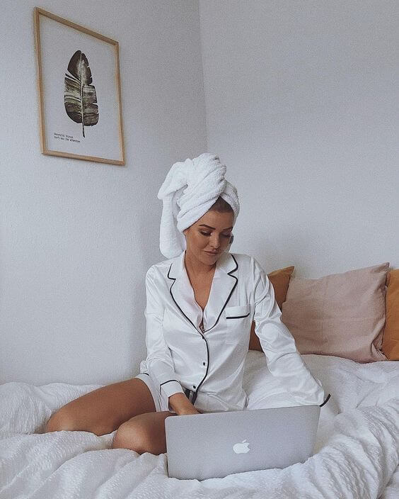 Stylish Pajamas To Keep You Chic On Your Zoom Meetings